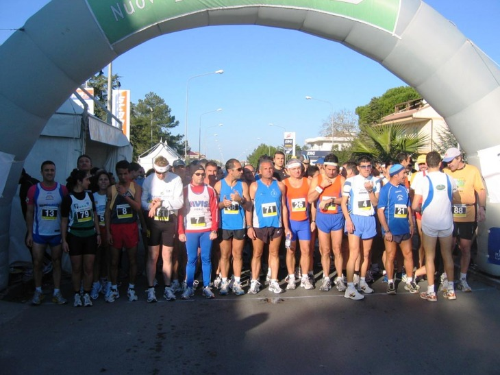 Maratona 2008 (foto archivio podisti.it)